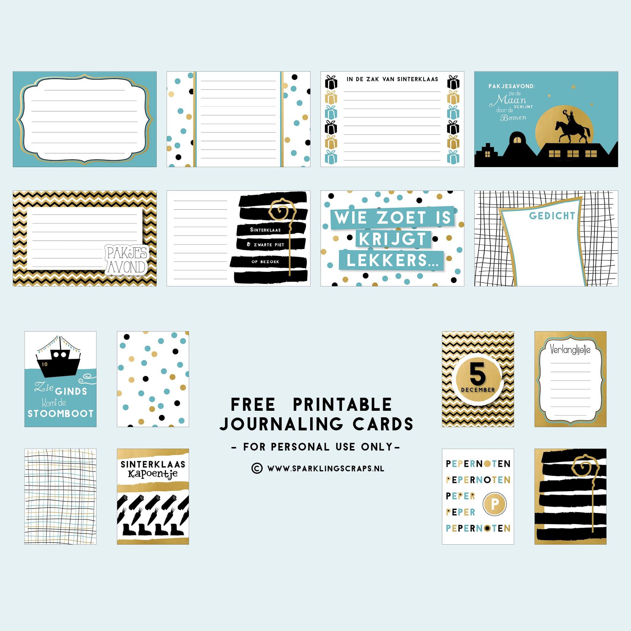 Free printable sinterklaas Blitz Ontwerpt