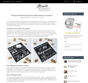 blog Ultimate Webshops