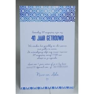 save the date kaarten bruiloft Blitz Ontwerpt watercolor