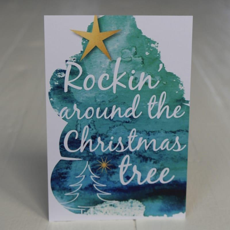 Kerstkaarten Blitz Ontwerpt illustraties Kerst Christmas