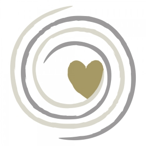 Pure Life geboortefotografie beeldmerk logo
