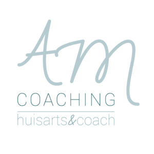 logo AM coaching huisarts coach_blitz ontwerpt