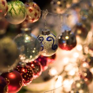 Blitz Ontwerpt Workshop Kerstballen versieren Kerst Christmas workshop