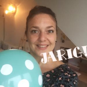Jarig selfie 10% Korting shop online