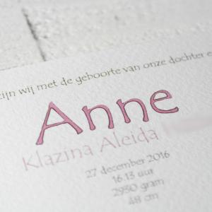 Geboortekaart Anne 01_Ooievaar