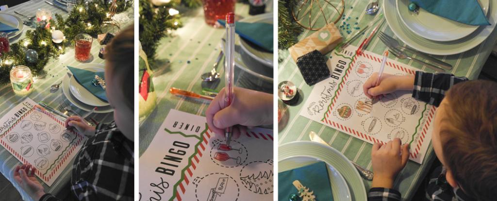 Blitz Ontwerpt_Kerst bingo Christmaholic_inkleuren