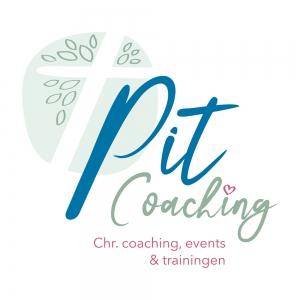 Pit Coaching Logo Christelijke Coaching Blitz Ontwerpt