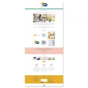 Blitz Ontwerpt website portfolio webdesign