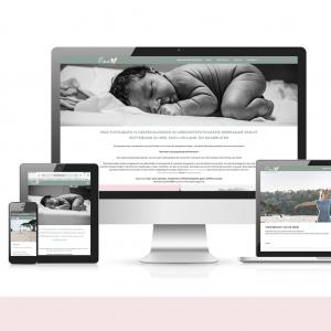 website geboortefotograaf newbornfotograaf Noa Fotografie Blitz Ontwerpt