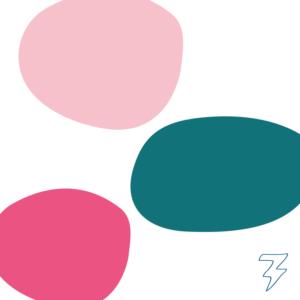 Logo Hand in Hand Holistische praktijk kleurenpalet Blitz Ontwerpt