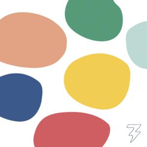 Kleurenpalet Logo Mediasmarties media_blitz ontwerpt illustraties