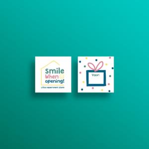 Stickers Little Department Store Rotterdam Blitz Ontwerpt