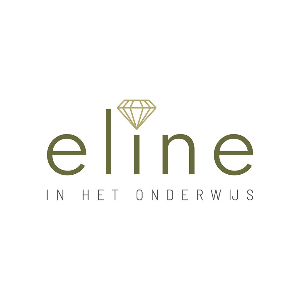 Logo Eline in het onderwijs Blitz Ontwerpt